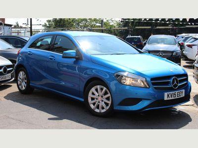 Mercedes-Benz A Class Hatchback 1.6 A180 SE 7G-DCT 5dr