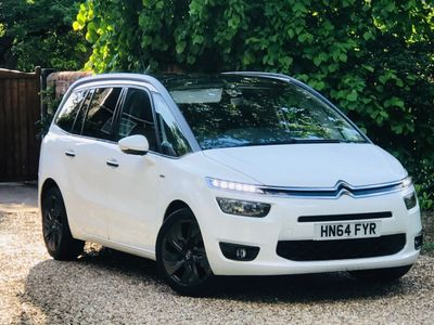 Citroen Grand C4 Picasso MPV 1.6 THP Exclusive 5dr