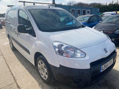 Peugeot Partner Panel Van 1.6 HDi S L2 750 4dr