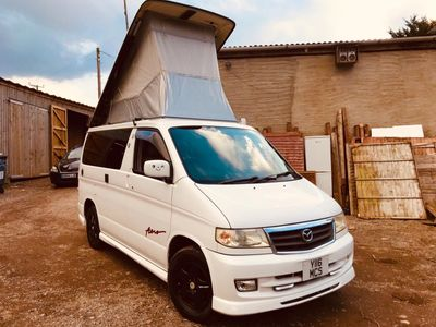 Mazda BONGO AFT 4 BERTH FULL SIDE CAMPER CONVERSION Campervan