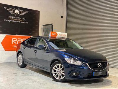 Mazda Mazda6 Saloon 2.2 SKYACTIV-D SE-L Nav 4dr