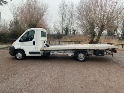 Citroen Relay Vehicle Transporter 2.2 HDi 35 L2 Chassis Cab 2dr