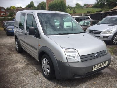 Ford Transit Connect Unlisted 1.8 TDCI CREW VAN 5 SEAT
