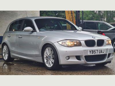 BMW 1 Series Hatchback 2.0 123d M Sport 5dr