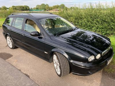 Jaguar X-Type Estate 2.0 D S 5dr