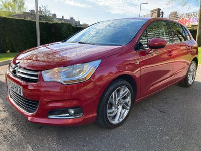 Citroen C4 Hatchback 1.6 THP 16v Exclusive EGS6 5dr