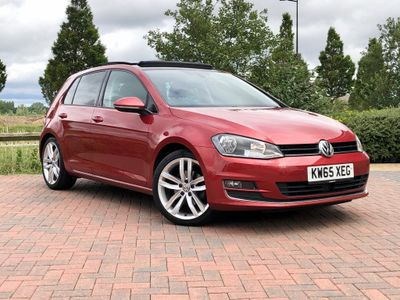 Volkswagen Golf Hatchback 2.0 TDI BlueMotion Tech GT Edition DSG (s/s) 5dr