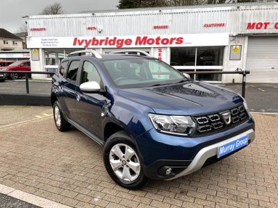 Dacia Duster SUV 1.5 Blue dCi Comfort (s/s) 5dr