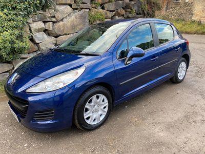 Peugeot 207 Hatchback 1.6 HDi S 5dr (a/c)