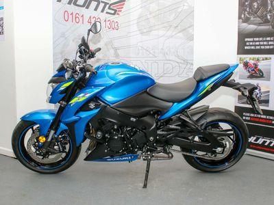 Suzuki GSX-S1000 Naked 1000