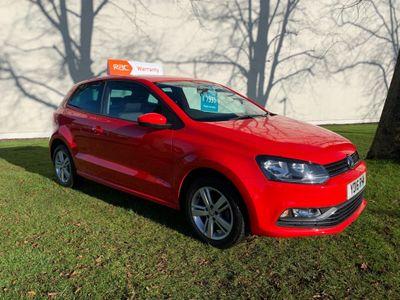 Volkswagen Polo Hatchback 1.0 BlueMotion Tech Match (s/s) 3dr