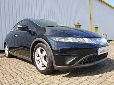 HONDA CIVIC Hatchback 1.8 i-VTEC SE i-Shift 5dr