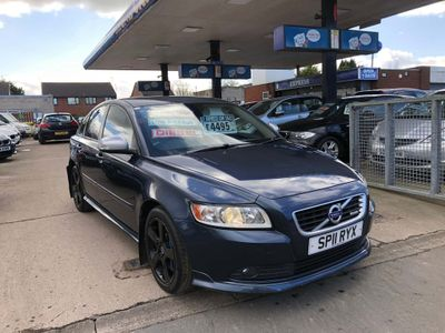 Volvo S40 Saloon 2.0 D3 R-Design 4dr