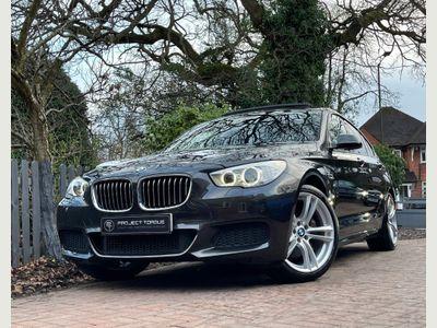 BMW 5 Series Gran Turismo Hatchback 3.0 530d M Sport GT Auto 5dr