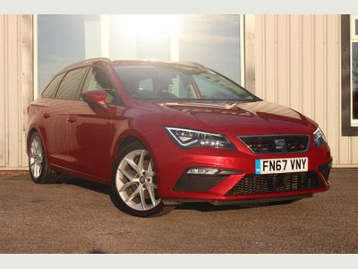 SEAT Leon Estate 1.8 TSI FR Technology ST (s/s) 5dr