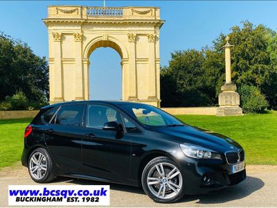 BMW 2 Series Active Tourer MPV 2.0 220d M Sport Active Tourer Auto xDrive (s/s) 5dr