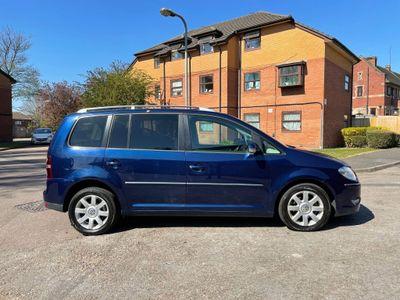Volkswagen Touran MPV 2.0 TDI Sport 5dr (7 Seats)