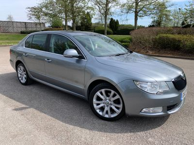 SKODA Superb Hatchback 1.6 TDI CR SE 5dr