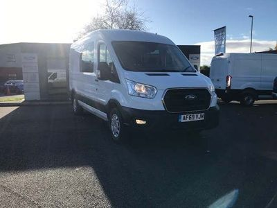 Ford Transit Other 2.0 350 EcoBlue Trend DCIV RWD L3 H2 EU6 (s/s) 6dr
