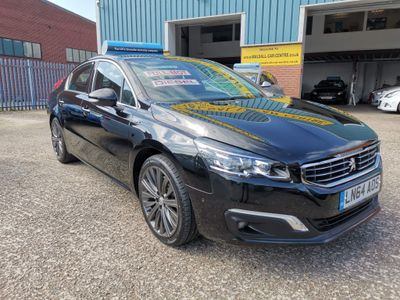 Peugeot 508 Saloon 2.2 HDi GT Auto 4dr