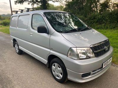 Toyota HiAce Panel Van 2.5 D-4D 280 4dr