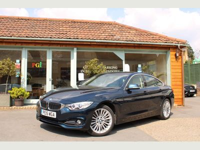 BMW 4 Series Gran Coupe Hatchback 3.0 435d Luxury Gran Coupe Auto xDrive 5dr