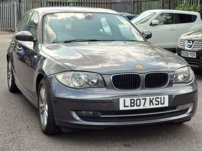 BMW 1 Series Hatchback 2.0 120i SE 5dr
