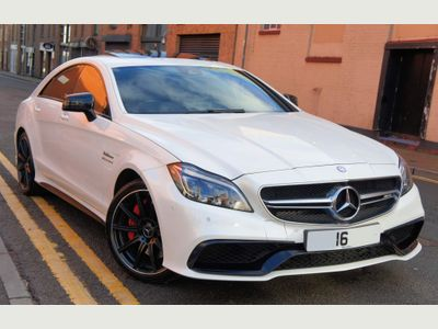 Mercedes-Benz CLS Coupe 5.5 CLS63 V8 AMG S SpdS MCT (s/s) 4dr