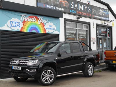 Volkswagen Amarok Pickup 3.0 TDI V6 BlueMotion Tech Highline Double Cab Pickup Auto 4Motion (s/s) 4dr