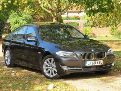 BMW 5 Series Saloon 4.4 550i SE 4dr