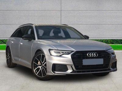 Audi A6 Avant Estate 2.0 TDI 40 Black Edition Avant S Tronic (s/s) 5dr