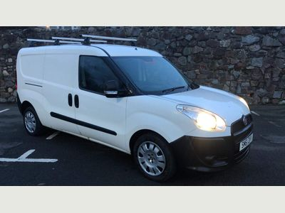 Fiat Doblo Panel Van 1.6 JTD MultiJet 16v Panel Van 4dr
