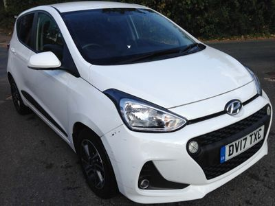 HYUNDAI I10 Hatchback 1.2 Premium Manual 5dr
