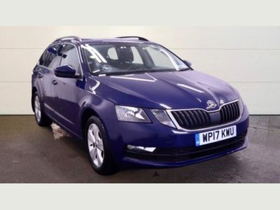 SKODA Octavia Estate 1.6 TDI CR SE Technology DSG (s/s) 5dr