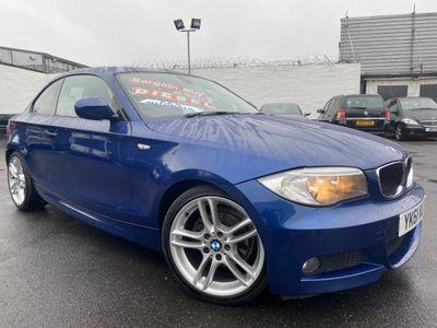 BMW 1 Series Coupe 2.0 118d M Sport Auto 2dr