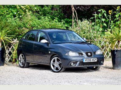 SEAT Ibiza Hatchback 1.9 TDI FR 5dr