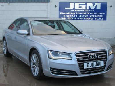 Audi A8 Saloon 4.2 TDI SE Executive Tiptronic quattro 4dr