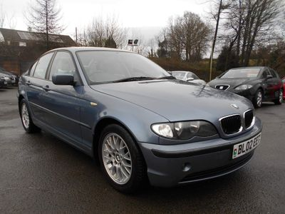 BMW 3 Series Saloon 1.9 316i SE 4dr