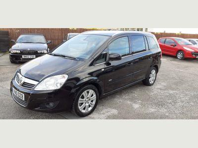 Vauxhall Zafira MPV 1.7 CDTi ecoFLEX 16v Design 5dr