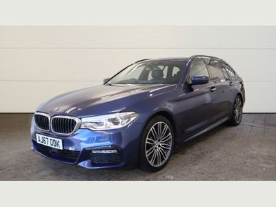 BMW 5 Series Estate 3.0 540i M Sport Touring Auto xDrive (s/s) 5dr