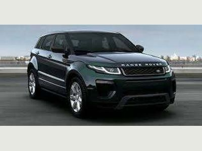 Land Rover Range Rover Evoque SUV 2.0 SD4 HSE Dynamic Auto 4WD (s/s) 5dr