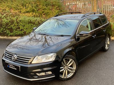 Volkswagen Passat Estate 2.0 TDI BlueMotion Tech R-Line 5dr