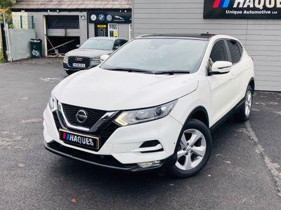 Nissan Qashqai SUV 1.5 dCi Acenta Premium (s/s) 5dr