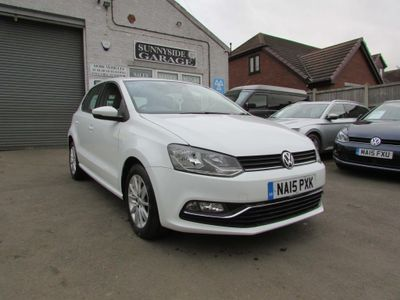 Volkswagen Polo Hatchback 1.0 BlueMotion Tech SE (s/s) 5dr