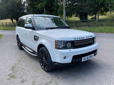 Land Rover Range Rover Sport SUV 3.0 SD V6 HSE Auto 4WD 5dr