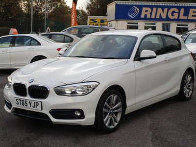 BMW 1 Series Hatchback 1.5 116d Sport (s/s) 3dr