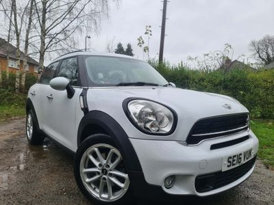 MINI Countryman SUV 2.0 Cooper SD (Chili) 5dr