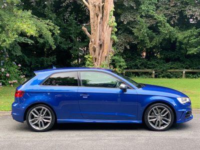 Audi S3 Hatchback 2.0 TFSI S Tronic quattro 3dr