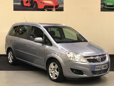 Vauxhall Zafira MPV 1.7 CDTi ecoFLEX 16v Energy 5dr