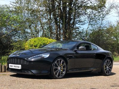 Aston Martin DB9 Coupe 5.9 Carbon Edition 2dr (2+2)